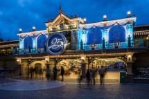 Park Sparkles Dlp Town Square - Disneyland