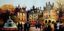 Home Dlp Town Square - Disneyland Paris Present