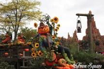 Halloween 2017 Disneyland Paris Trick Treat