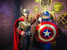 Marvel Signature Dinner Simply Marvelous Dlp Town