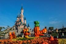 Autumn Disneyland Paris Dlp Town Square