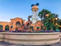 Disney Loves Jazz Dlp Town Square - Disneyland