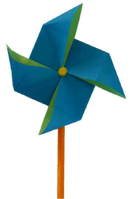 Image result for paper windmills