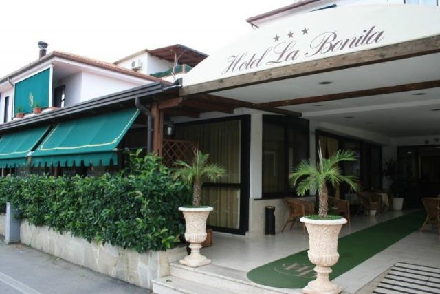 HOTEL LA BONITA  Paestum Campania  DLT Viaggi