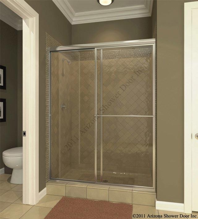 Deluxe Bath Arizona Shower Door