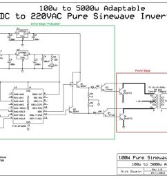 wiring diagram inverter [ 1024 x 773 Pixel ]