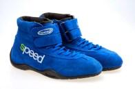 Kartschuhe Speed Racewear blau