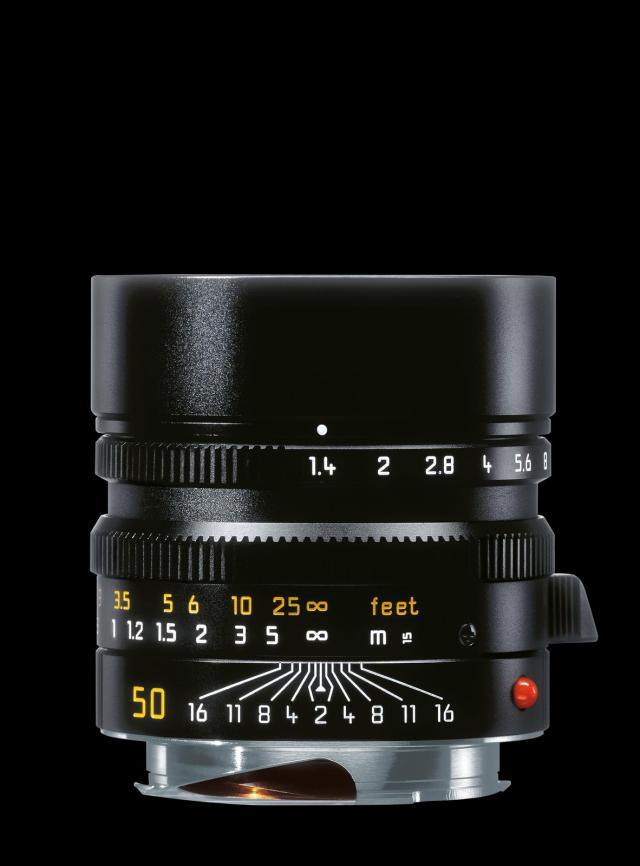 Leica SUMMILUX M 50mm f/1.4 ASPH.