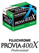 フジフイルム PROVIA 400X
