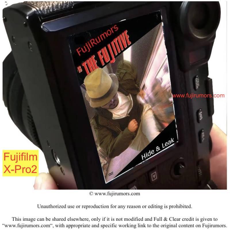 Fujirumores.com Fujifilm X-Pro2