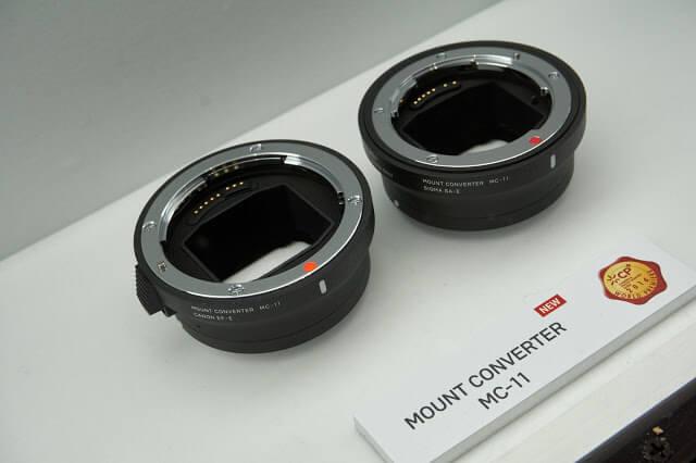 Sigma MC-11 Canon EF Sony E-Mount Converter   eBay