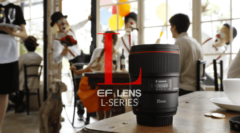 Canon EF L Lens