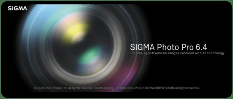 SIGMA SPP 6.4