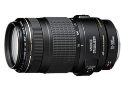 Canon EF70-300mm F4-5.6 IS USM