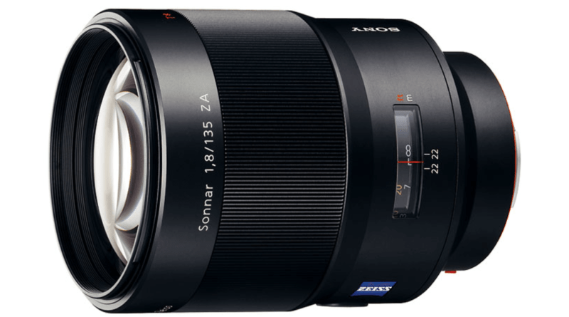 SONY Zeiss Sonnar T* 135mm F1.8 ZA