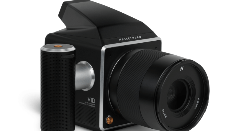 Hasselblad V1D 4116 Concept