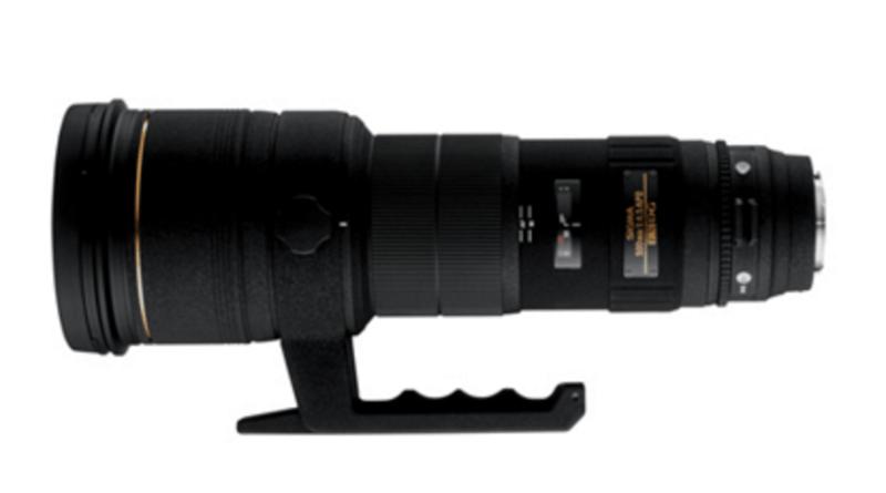 SIGMA APO 500mm F4.5 EX DG HSM