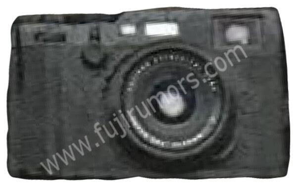 FUJIFILM X100F リーク画像