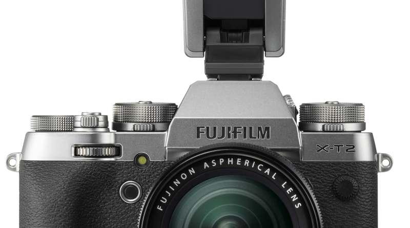 FUJIFILM X-T2グラファイトシルバー エディション