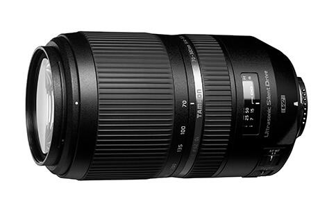 TAMRON SP 70-300mm F/4-5.6 Di VC USD (Model A030)