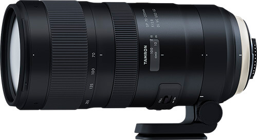 TAMRON SP 70-200mm F/2.8 Di VC USD G2(Model A025)