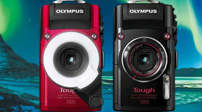 OLYMPUS STYLUS TG-5 Tough
