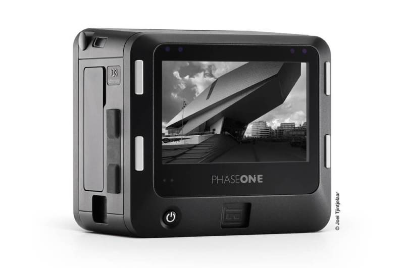 PhaseOne iq3 100mp