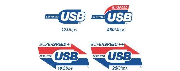 USB 3.1 3.2