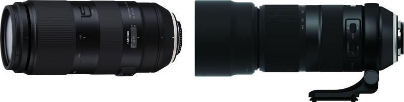 TAMRON 100-400mm F/4.5-6.3 Di VC USD (Model A035)