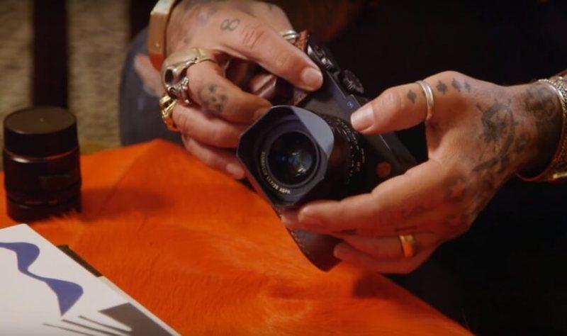 "Leica Q ""Nikki Sixx Edition"""