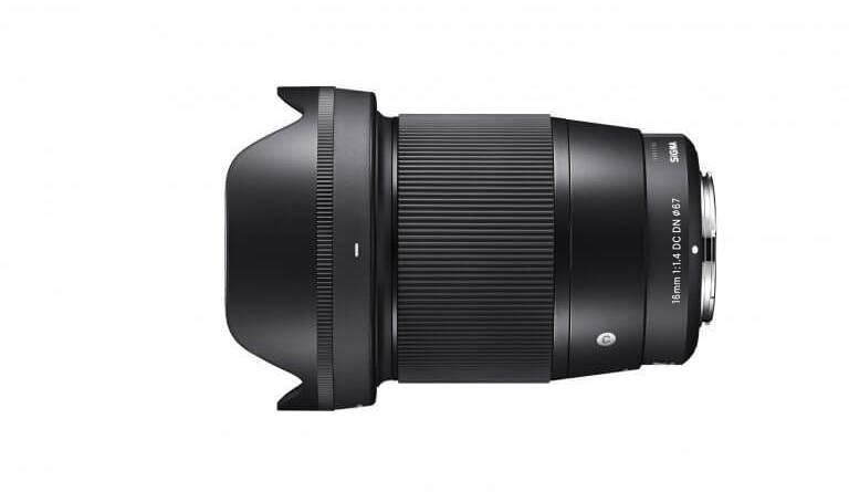 SIGMA 16mm F1.4 DC DN | Contemporary