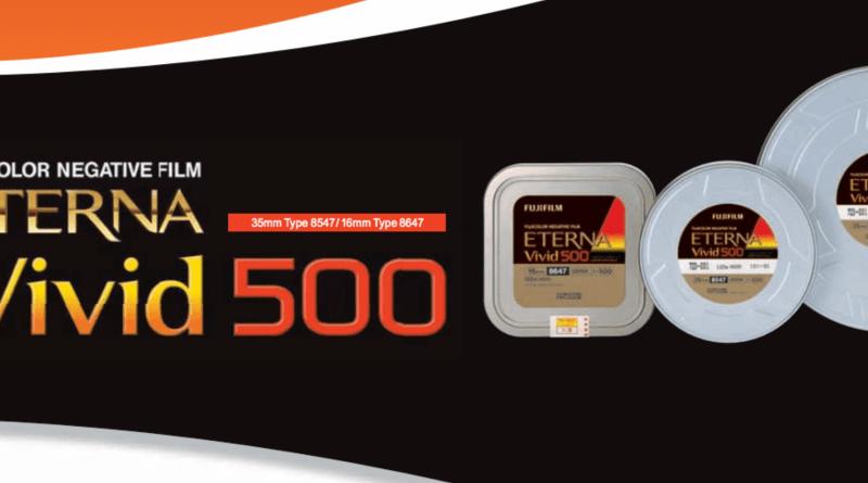 Fujifilm ETERN VIVID 500