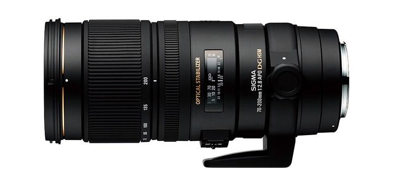 SIGMA APO 70-200mm F2.8 EX DG OS HSM