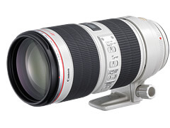 Canon EF70-200mm F2.8L IS II USM