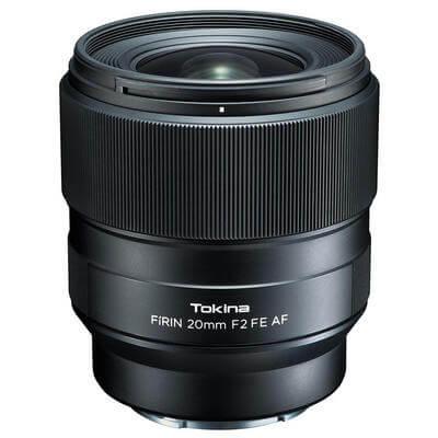 TOKINA FíRIN 20mm F2 FE AF