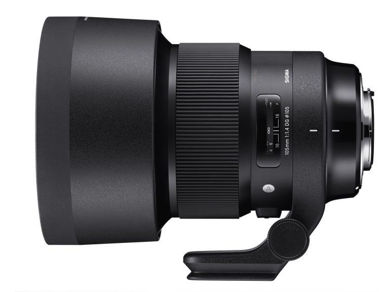 SIGMA 105mm F1.4 DG HSM | Art