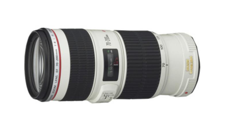 EF 70-200 F4L IS USM