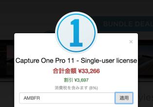Capture One Pro 11 - Single-user license