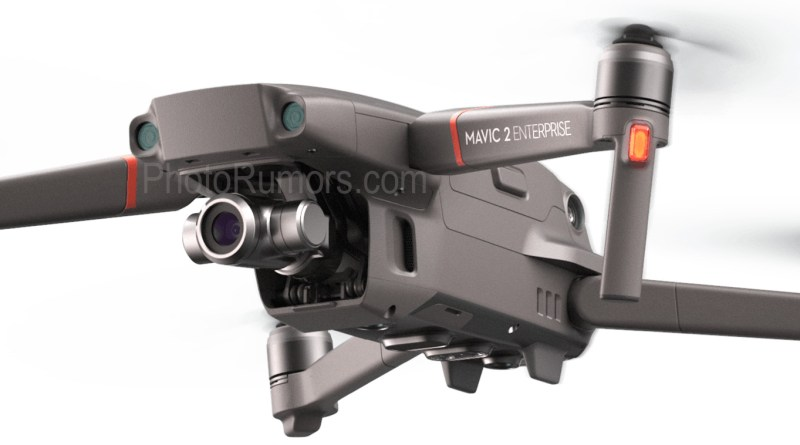 DJI Mavic 2 Leak