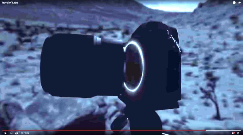 Nikon Travel of Light フルサイズミラーレス?