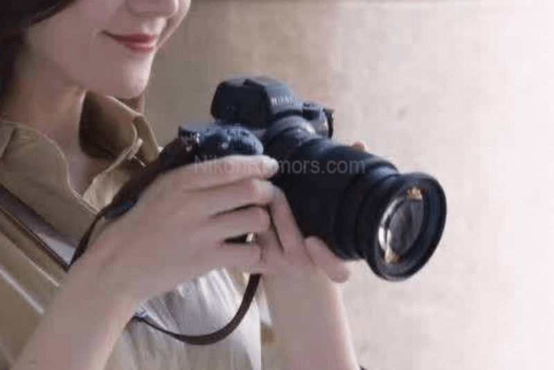 Another Nikon mirrorless camera picture leaked