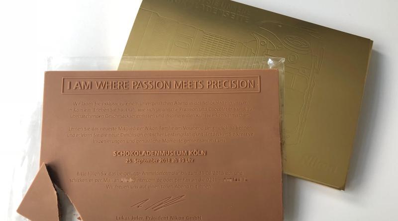 NIKON Photokina I am where passion meets precision