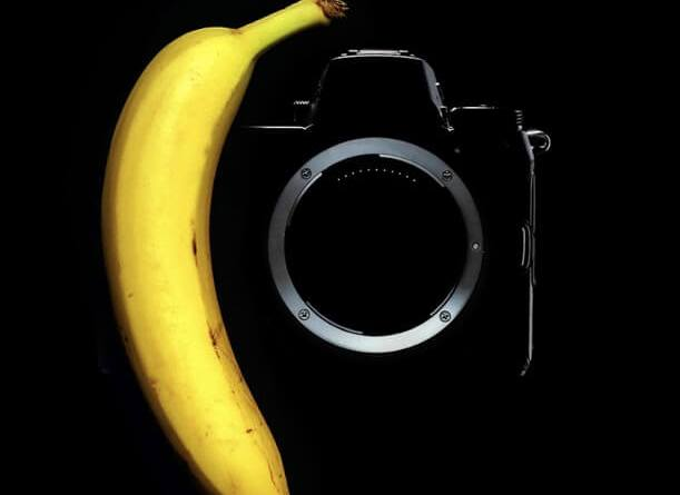 New Nikon mirrorless camera size estimations and comparisons based on the latest teaser