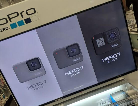 GoPro HERO7 Leak