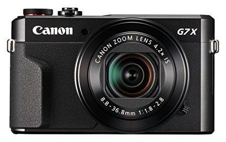 Canon PowerShot G7X MarkII