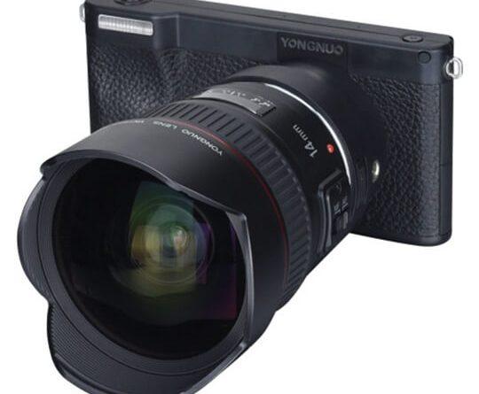 Yongnuo YN450 smart 4G