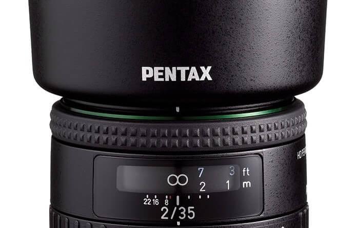 HD PENTAX FA35mm F2