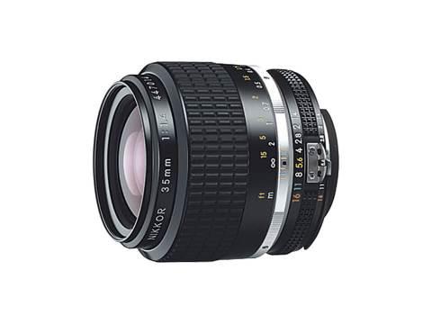 Nikon AI Nikkor 35mm f/1.4S