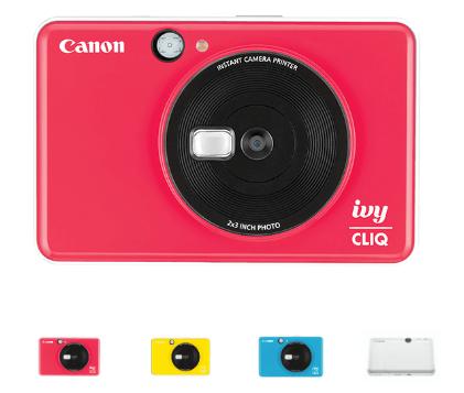 Canon IVY CLIQ