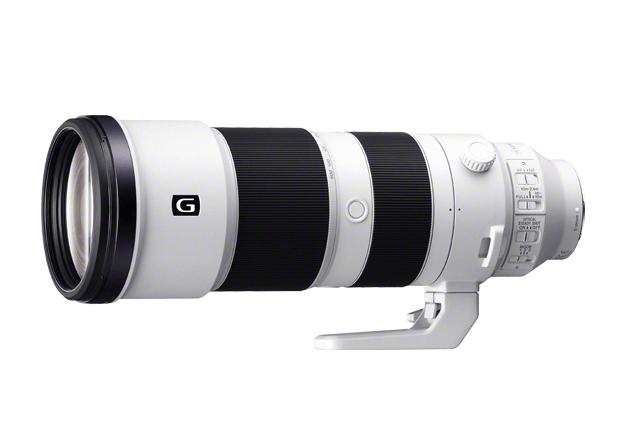 SONY FE 200-600mm F5.6-6.3 G OSS SEL200600G